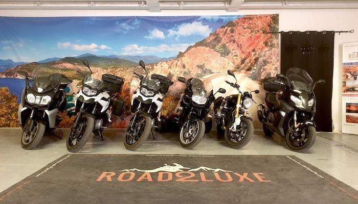 motorcycle rental Marseille Array