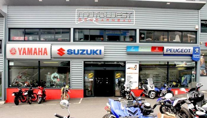 motorcycle rental Concarneau Array