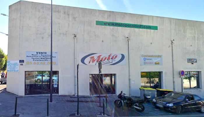 motorcycle rental Castres Array