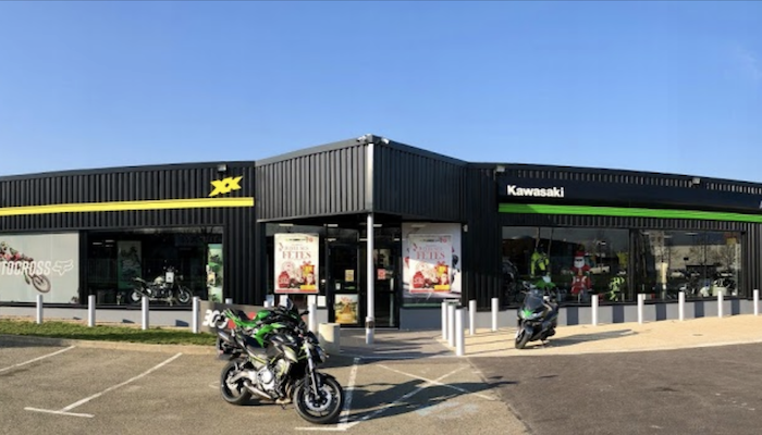 location moto Mantes-la-Jolie Array