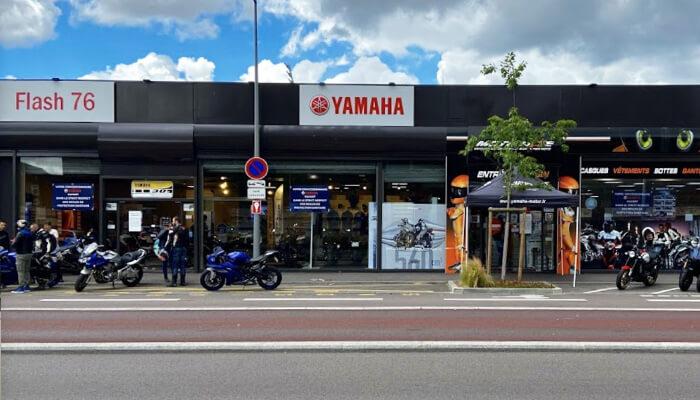 motorcycle rental Rouen Array