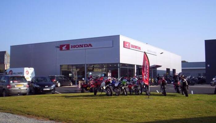 motorcycle rental Brest Array