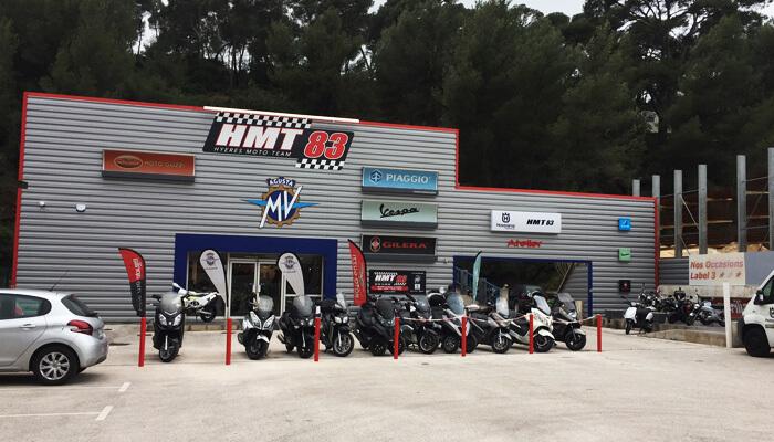motorcycle rental Hyères Array