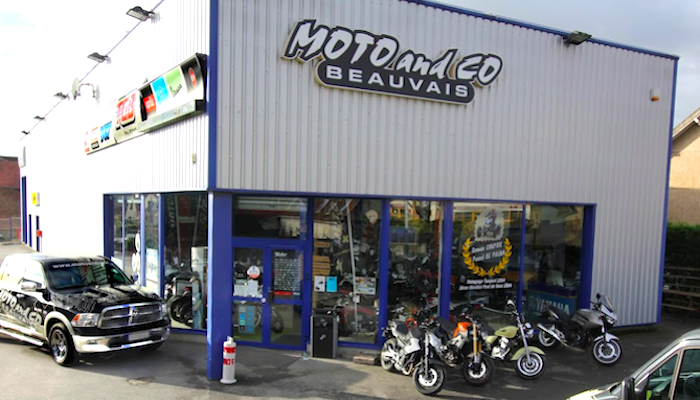 location moto Beauvais Array