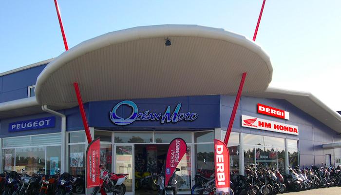 location moto La Teste-de-Buch Array