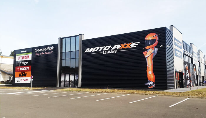 location moto Le Mans Array