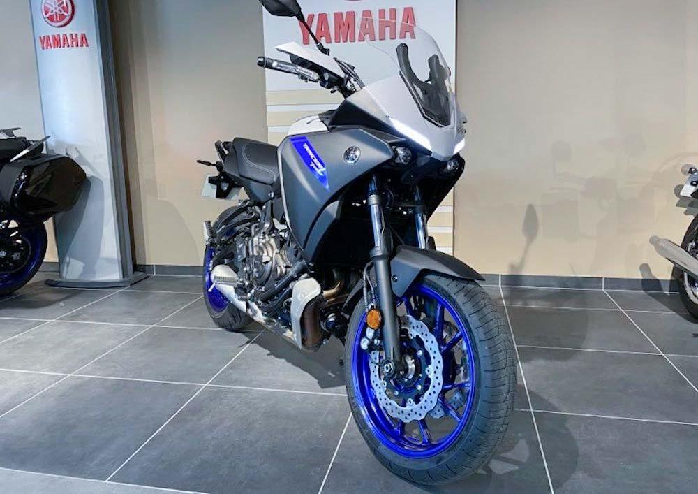 location moto Manosque Yamaha MT09 TRACER 1