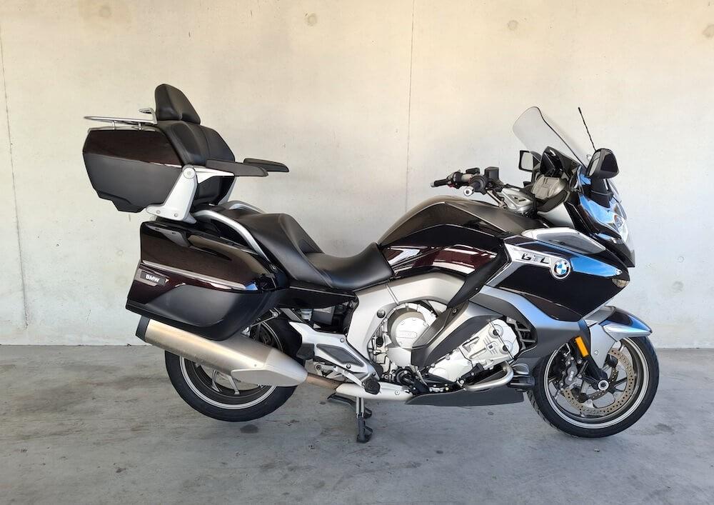 location moto Marseille BMW K 1600 GTL 12371