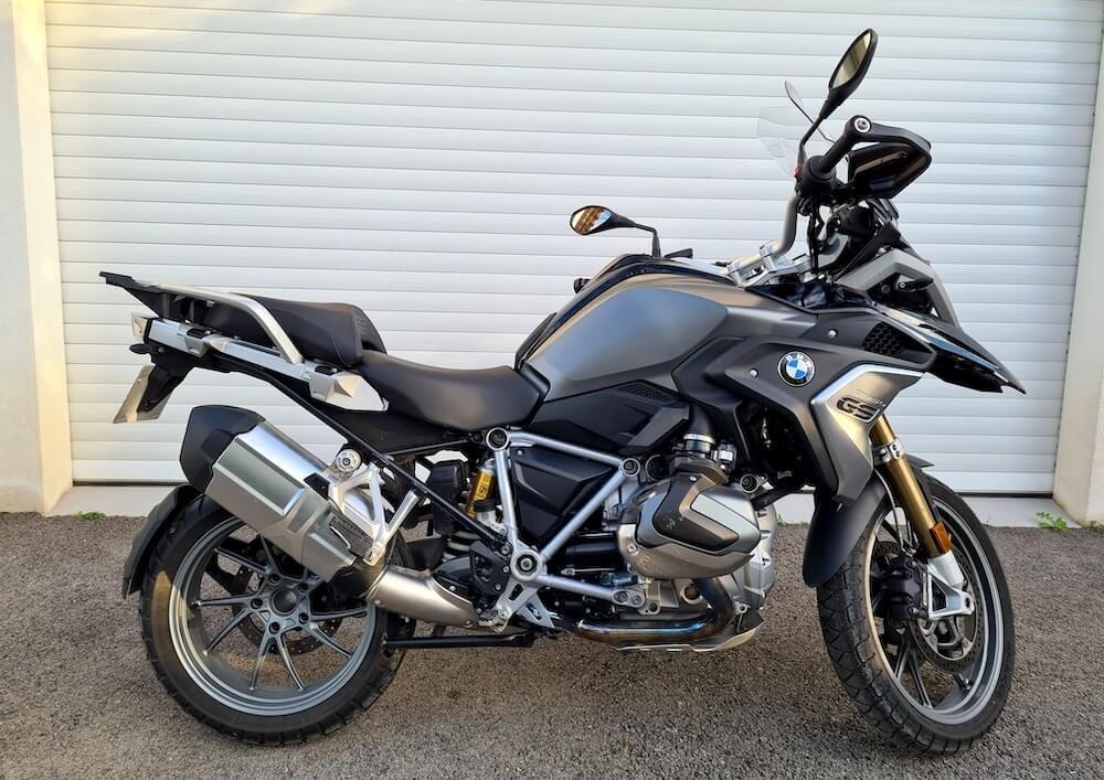 location moto Marseille BMW R 1250 GS 11878