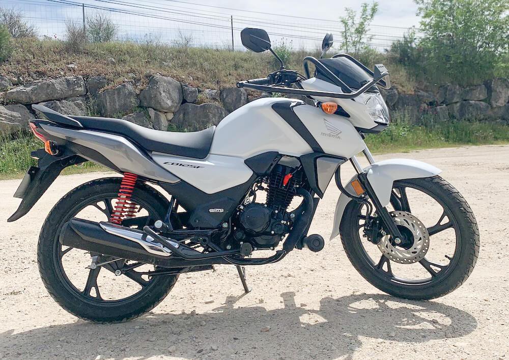 location moto Peyrolles-en-Provence Honda CB 125 F 15440