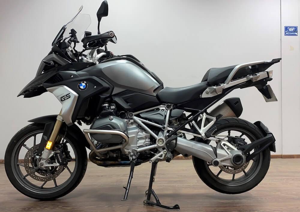 location moto Marseille BMW R 1200 GS 8756