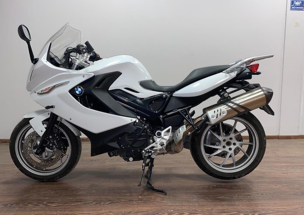 location moto Marseille BMW F800 GT 8775