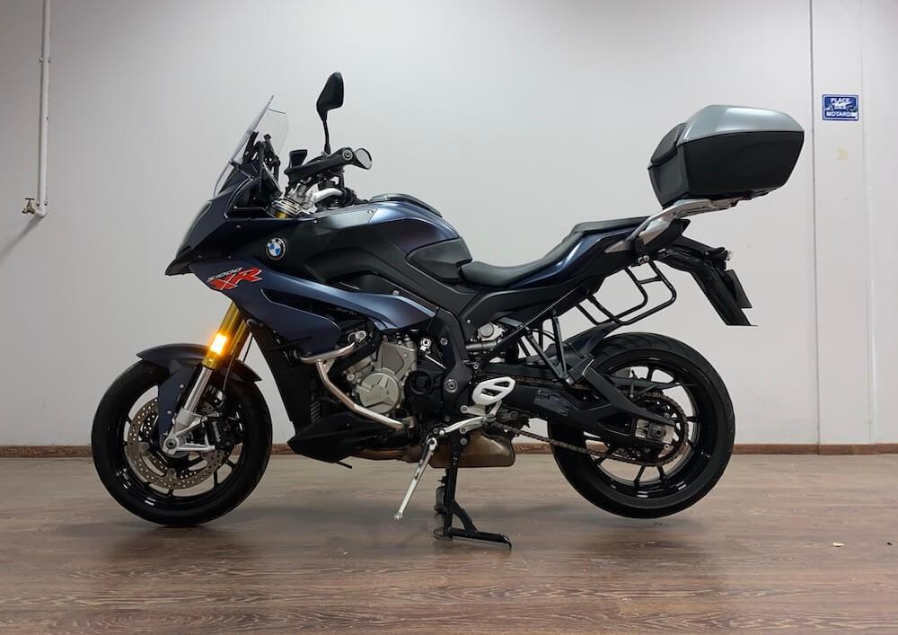 location moto Marseille BMW S 1000 XR 8781