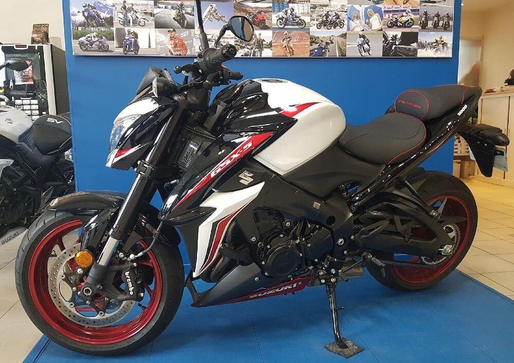 location moto Suzuki GSX-S 1000