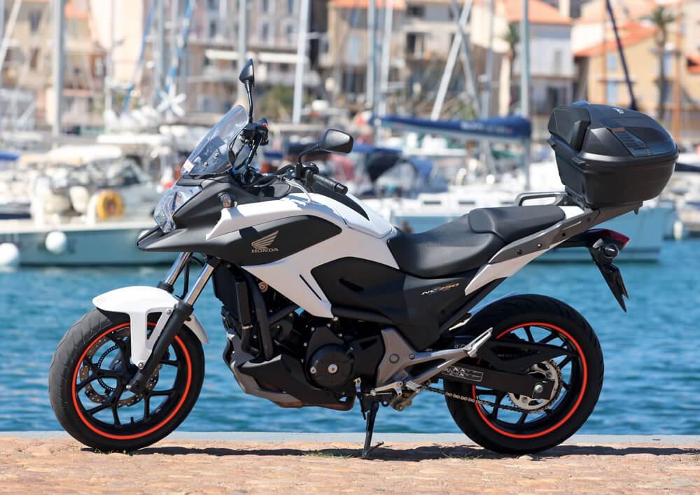 location moto Calvi Corse Honda NC 750 X