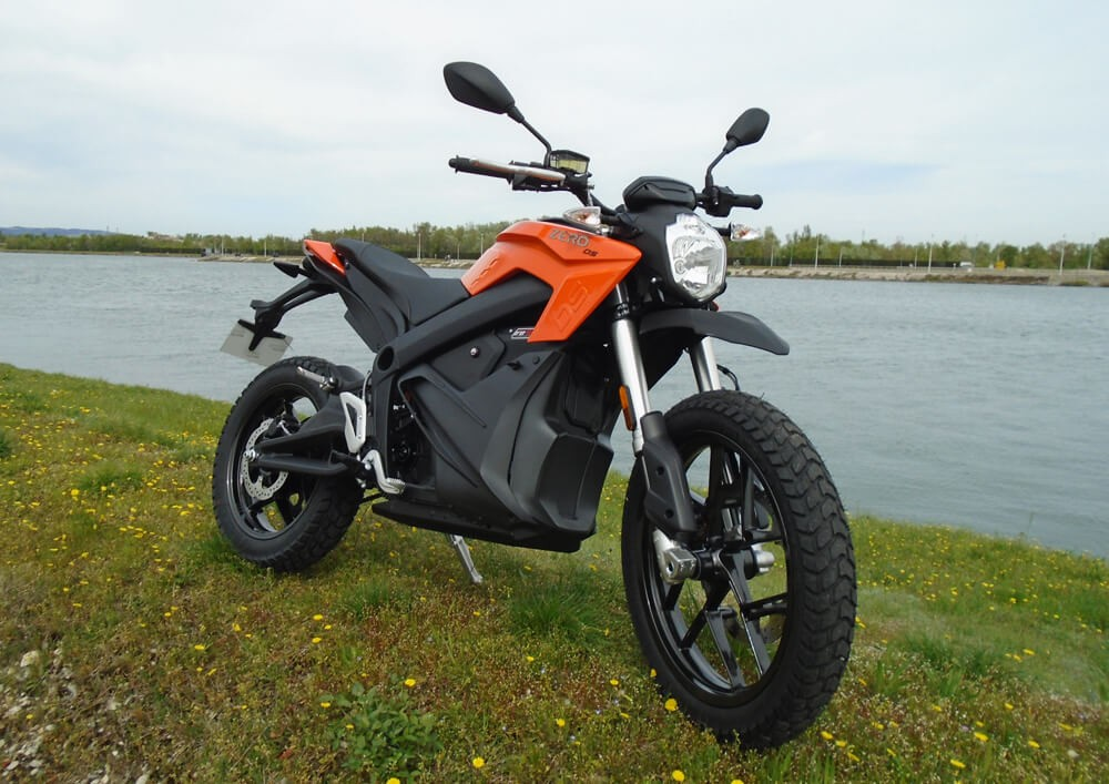 location moto electrique Valence Zero Motorcycles DS 1