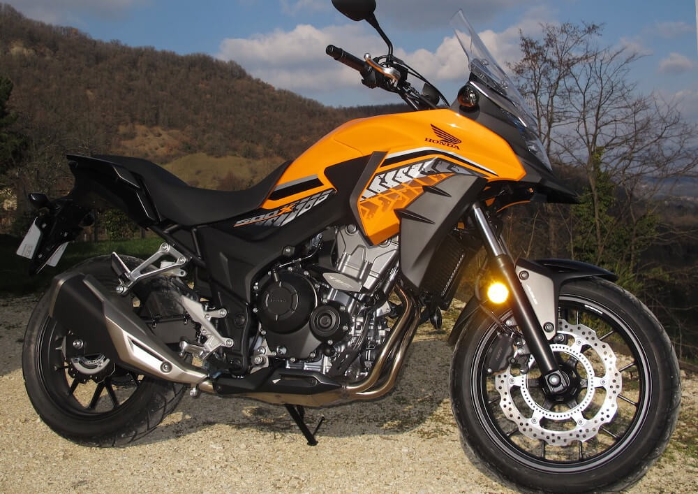 location moto Tullins Grenoble Honda CB 500 X 4