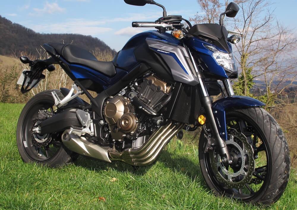 location moto Tullins Grenoble Honda CB 650 F 1