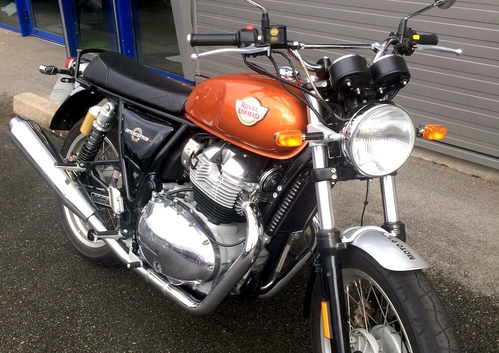 Location moto Laval Yamaha MT07 2