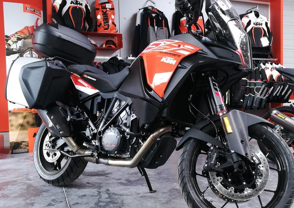 Location moto Lessay Ktm 1290 Super Adventure 0