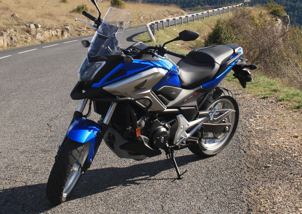 Location moto Lozère Honda NC 750 X 1