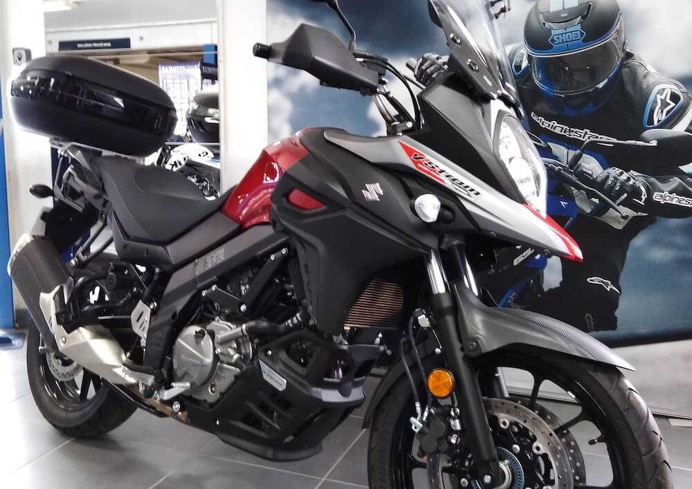 location moto Manosque Suzuki V-Strom DL 650 2