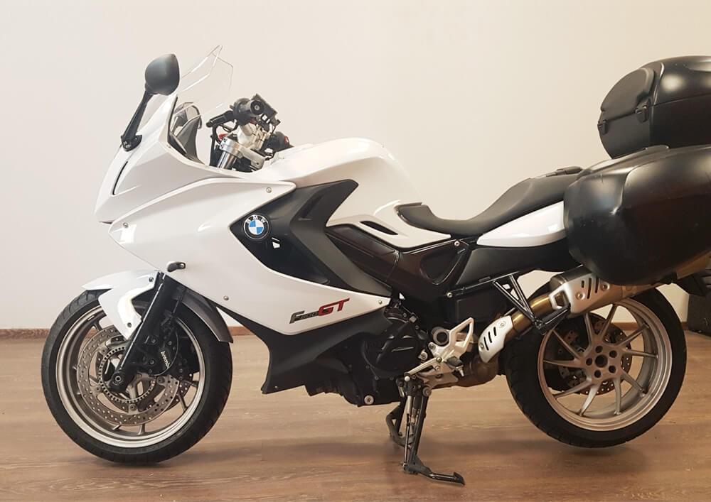 Location moto Marseille BMW F800 GT 1