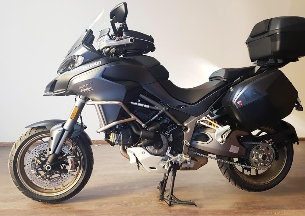 Location moto Marseille Ducati Multistrada 1260 S 3