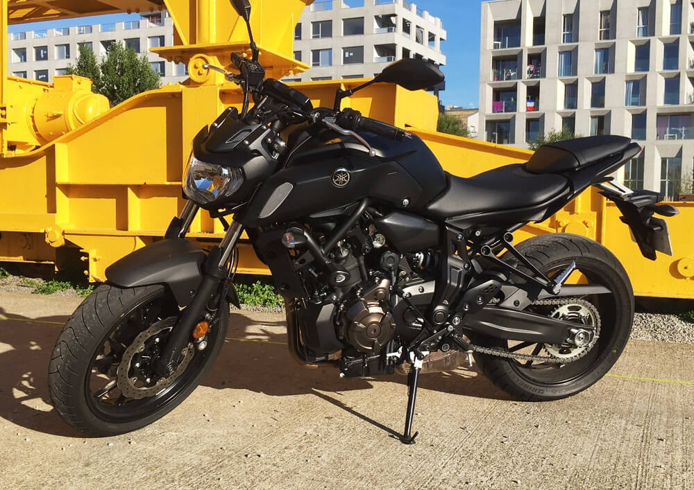 location yamaha mt07 abs a2 nantes easy renter. Black Bedroom Furniture Sets. Home Design Ideas