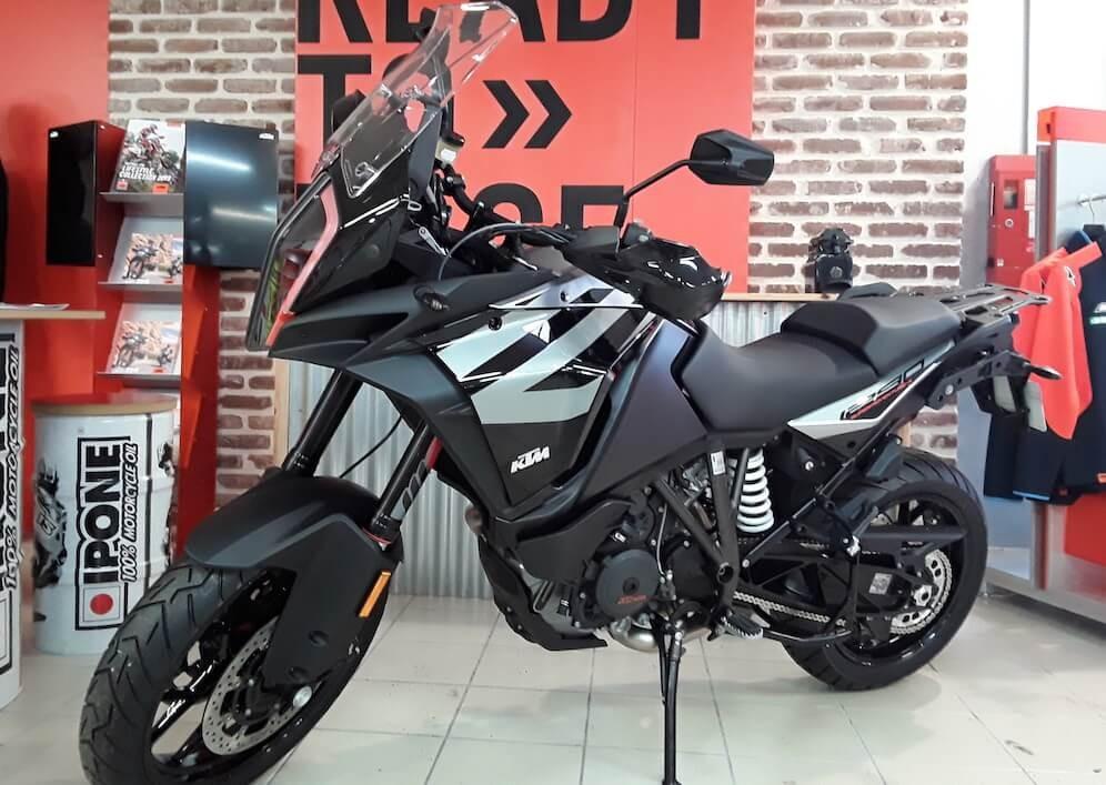 Location moto Les Sables-d'Olonne KTM 1290 Super Adventure 2