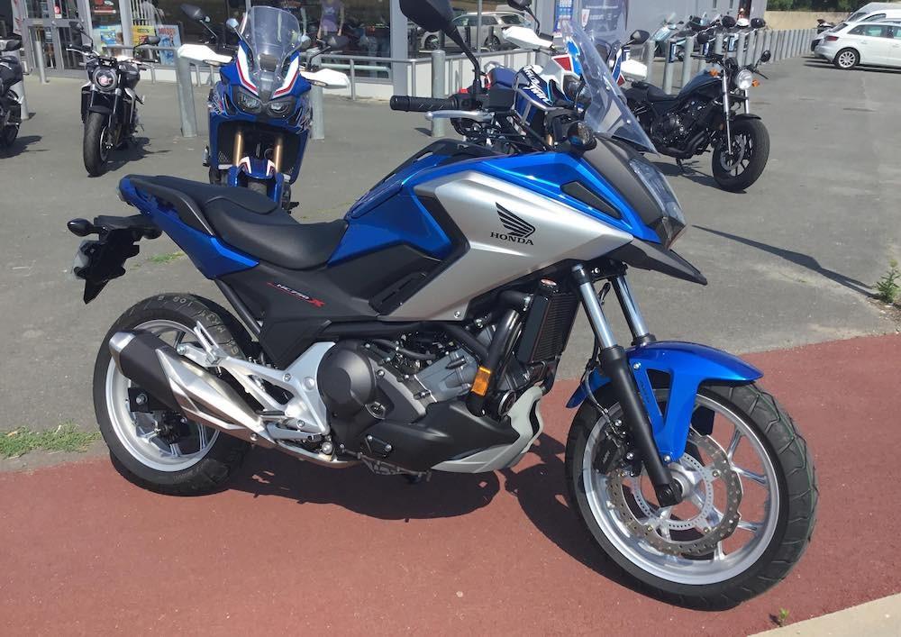 location moto royan Honda NC 750 X DTC
