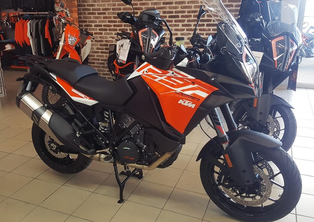 Location moto Les Sables-d'Olonne KTM 1290 Super Adventure 1