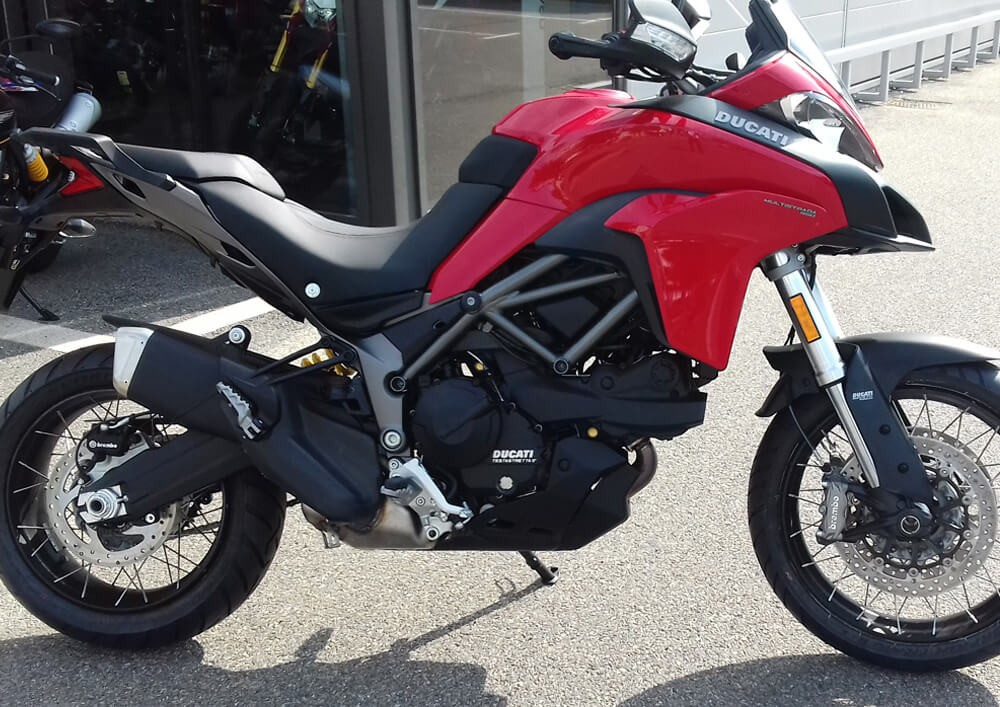 Location moto Saint Etienne Ducati Multistrada 950 1