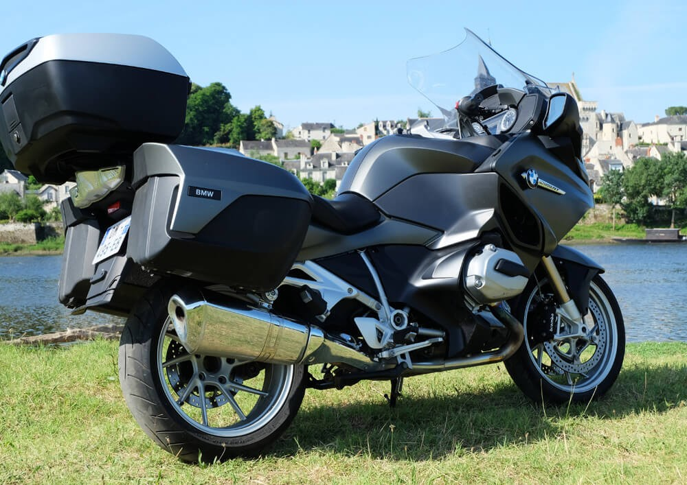la centrale moto bmw r1200rt. Black Bedroom Furniture Sets. Home Design Ideas