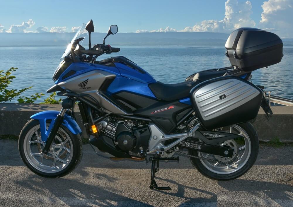 moto honda a tours