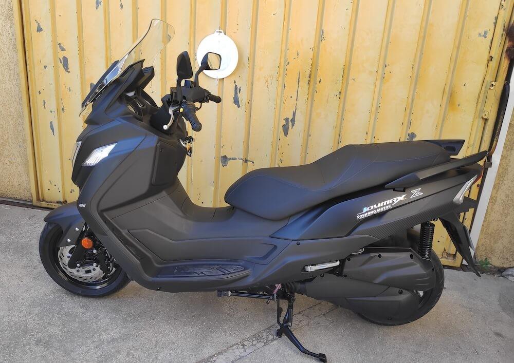 location scooter Marseille Sym 125 Joymax 10835