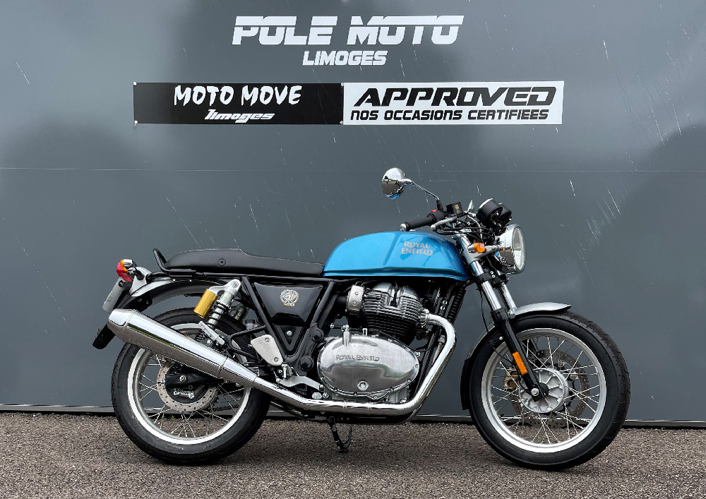 location moto Limoges Royal Enfield Continental GT 650 15704