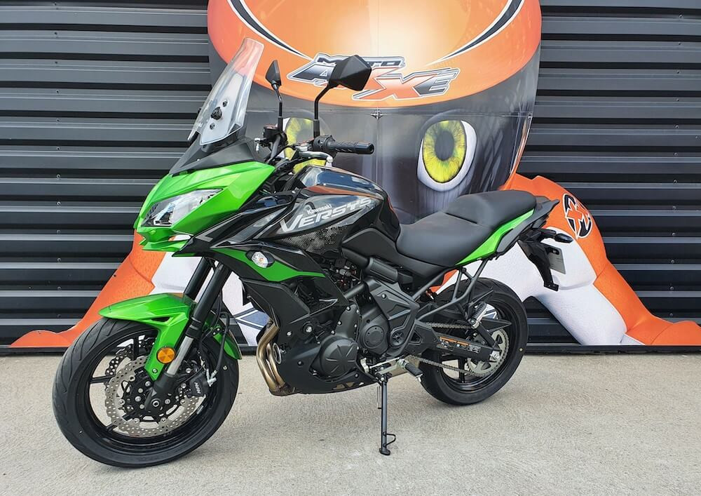 location moto Le Mans Kawasaki Z 650 1