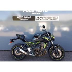 location moto Kawasaki Z 650 A2