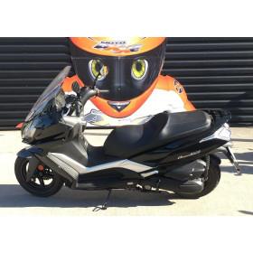 location moto Kymco 125 Downtown