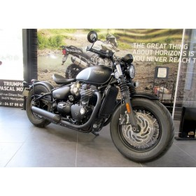 location moto Triumph Bonneville 1200 Bobber Black 2019