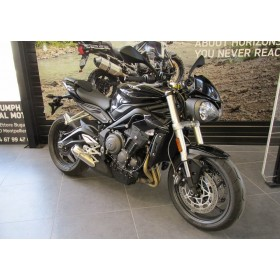 location moto Triumph Street Triple 660 S 35W A2 2019