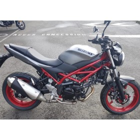 location moto Suzuki SV 650 2019