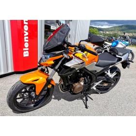location moto Honda CB 500 F