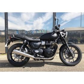 location moto Triumph Street Twin (Matt Black)