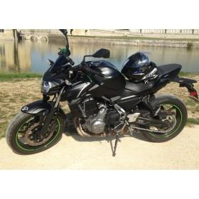 location moto Kawasaki Z650 A2