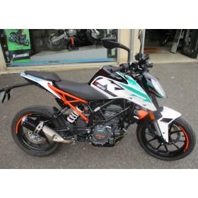 location moto KTM 125 Duke 2019