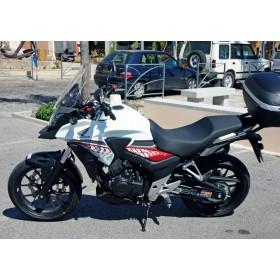 location moto Honda CB 500 X