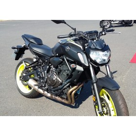location moto Yamaha MT07 A2
