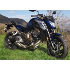 location moto Honda CB 650 F